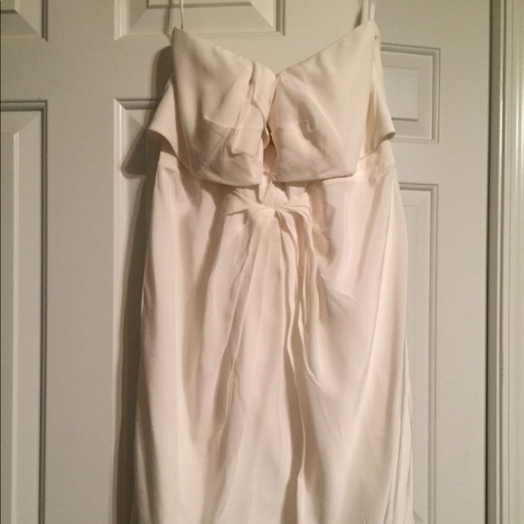 956ff18711 Zimmermann Dresses | Zimmerman White Silk Dress | Poshmark
